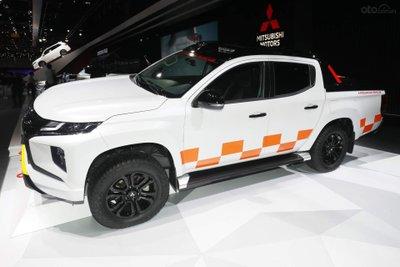 Mitsubishi Triton 2019 thân xe
