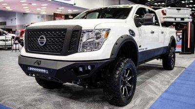 Nissan Titan XD Rocky Ridge.