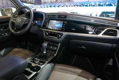 [Geneva 2019] SsangYong Korando 2019 đảm bảo trải nghiệm lái tuyệt vời