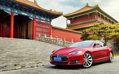 Tesla Model 3 lăn bánh tại Trung Quốc...