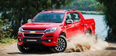 Chevrolet Trailblazer, Colorado giảm giá cao nhất 50 triệu đồng tại Việt Nam a2
