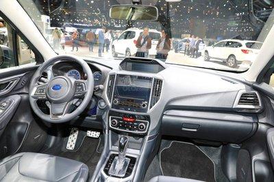 [Geneva 2019] Subaru Forester eBoxer mới sẽ gây ấn tượng tốt với người lái?