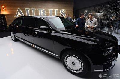Siêu xe của tổng thống Putin tung bản thương mại a2.