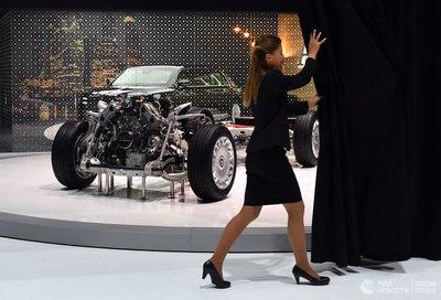 Siêu xe của tổng thống Putin tung bản thương mại a7.