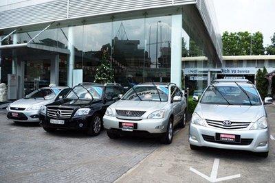 Lệ phí trước bạ xe ô tô năm 2019 người mua cần biết: Tăng gấp 3 lần222