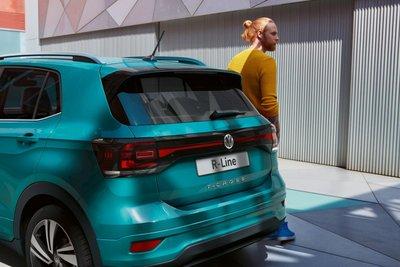 Volkswagen T-Cross SUV ra mắt với giá khởi điểm 16.995 bảng Anh - Ảnh 3.