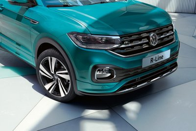 Volkswagen T-Cross SUV ra mắt với giá khởi điểm 16.995 bảng Anh - Ảnh 2.
