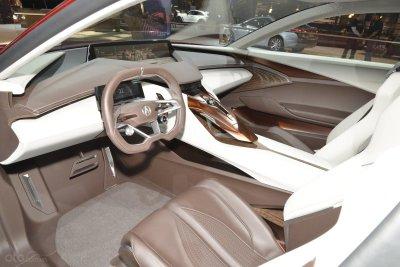 Sedan Acura đầu bảng mới sẽ có thay đổi gì?