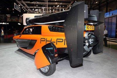 PAL-V Liberty Pioneer Edition – ô tô bay đầu tiên trên thế giới được sản xuất thương mại2aa