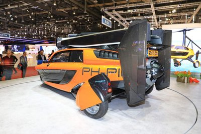 PAL-V Liberty Pioneer Edition – ô tô bay đầu tiên trên thế giới được sản xuất thương mại4aa