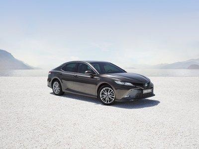 Vào tháng 4 tới, Toyota Camry 2019 sẽ ra mắt thị trường Anh - Ảnh 1.