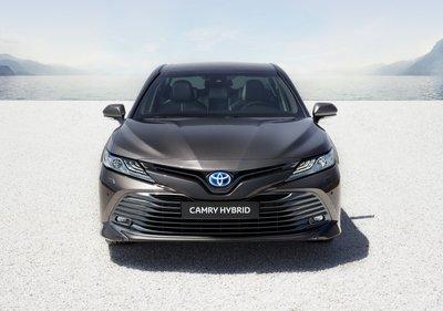 Vào tháng 4 tới, Toyota Camry 2019 sẽ ra mắt thị trường Anh - Ảnh 2.