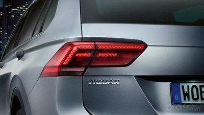 Volkswagen Tiguan thay đổi phong cách