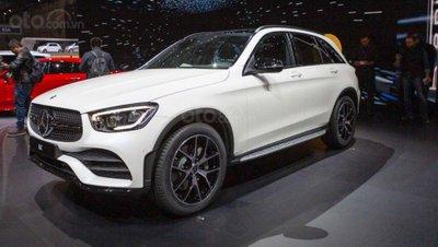 Mercedes-Benz GLC-Class 2020 đầu xe