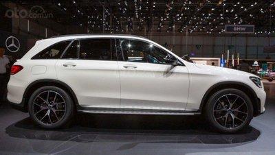 Mercedes-Benz GLC-Class 2020 - thân xe