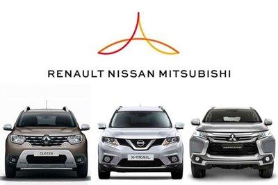 Liên minh Renault, Nissan, Mitsubishi