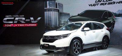 Honda CR-V lột xác và thu về doanh số cao