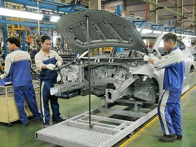 Xuất khẩu ô tô - tham vọng lớn gặp khó của doanh nghiệp Việt a1