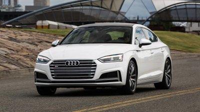 Audi S5 Sportback 2018 đầu xe