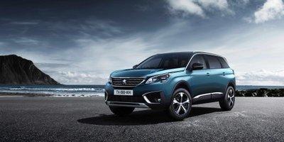 Peugeot 5008 2019 đầu xe