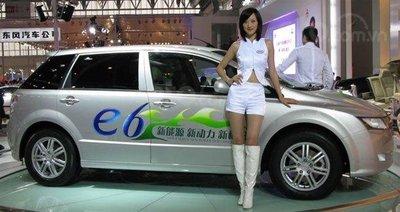 Doanh số xe Trung Quốc vẫn tích cực đối với xe EV