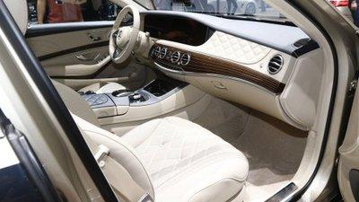 Nội thất của Mercedes-Maybach S-Class 2019