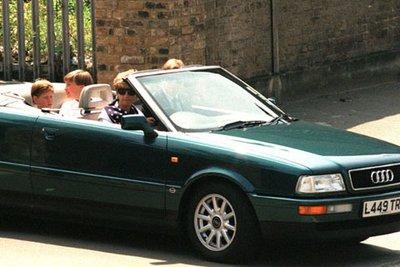 Tấm ảnh nổi tiếng ghi lại cảnh Công nương Diana và 2 hoàng tử