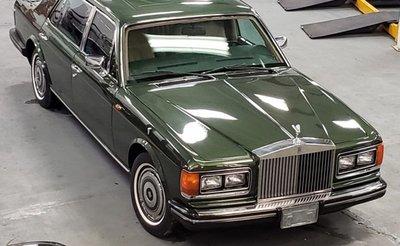 Rolls-Royce Silver Spur 1987 từng chở Công nương Diana