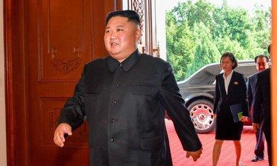Ông Kim Jong Un từng xuất hiện với chiếc Rolls-Royce Phantom