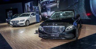 Mua xe Mercedes-Benz E200 trả góp có thể vay tối đa bao nhiêu tại ngân hàng?