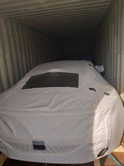 Hình ảnh chiếc Aston Martin DB11 khi mới về nước