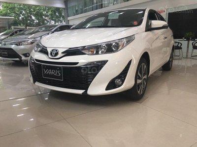 """Giá lăn bánh xe Toyota Yaris 2019, khi """"nhà vua"""" trở lại a2"""