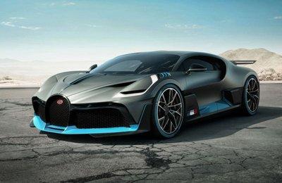 Bugatti Divo trị giá 5 triệu USD