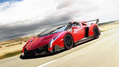 Lamborghini Veneno Roadster trị giá 4,5 triệu USD