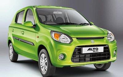Suzuki Alto tại Ấn Độ