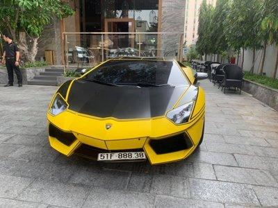 Lamborghini Aventador LP700-4 độ Vorsteiner