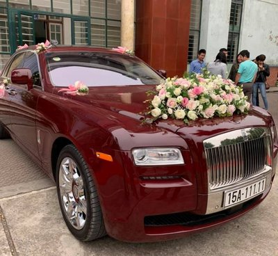 Rolls-Royce Ghost biển ngũ quý 1