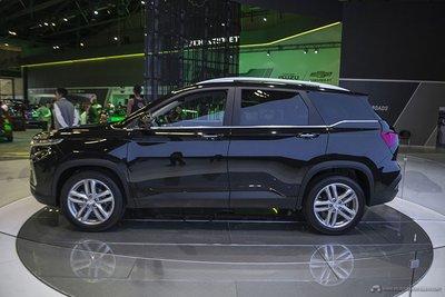 Thân xe Chevrolet Captiva 2019