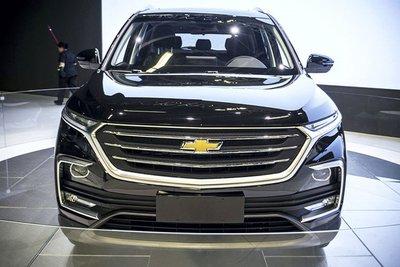 Đầu xe Chevrolet Captiva 2019