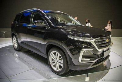 Ngoại thấy Chevrolet Captiva 2019 sắp về Việt Nam