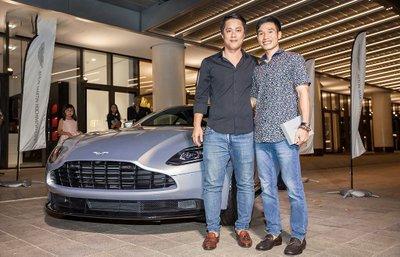 Danh tính 3 đại gia Việt sở hữu siêu xe Aston Martin chính hãng đầu tiên tại Việt Nam5aa