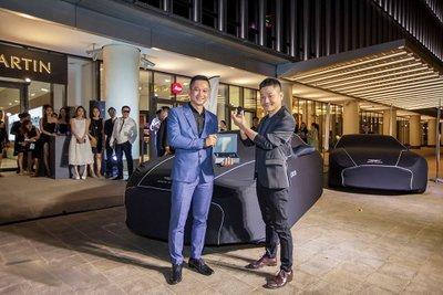 Danh tính 3 đại gia Việt sở hữu siêu xe Aston Martin chính hãng đầu tiên tại Việt Nam4dsfsd