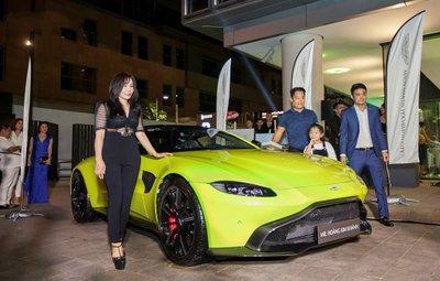 Danh tính 3 đại gia Việt sở hữu siêu xe Aston Martin chính hãng đầu tiên tại Việt Nam3aa