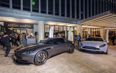 Danh tính 3 đại gia Việt sở hữu siêu xe Aston Martin chính hãng đầu tiên tại Việt Nam