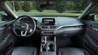 Ưu nhược điểm của xe Nissan Altima 2019 - nội thất