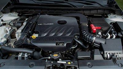 Ưu nhược điểm của xe Nissan Altima 2019 - động cơ