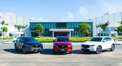 Mazda CX-5 và Honda CR-V tại Việt Nam, khi gió đã đổi chiều a4