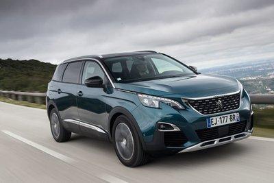 Giá xe Peugeot 3008 và 5008 kèm lãi suất vay mua trả góp tại các ngân hàng 2aa