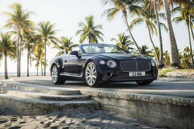 Bentley Continental GT 2020 khoe dáng - 4