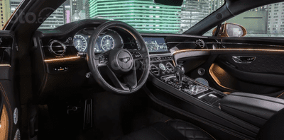 Bentley Continental GT 2020 có nhiều tùy chọn bắt mắt
